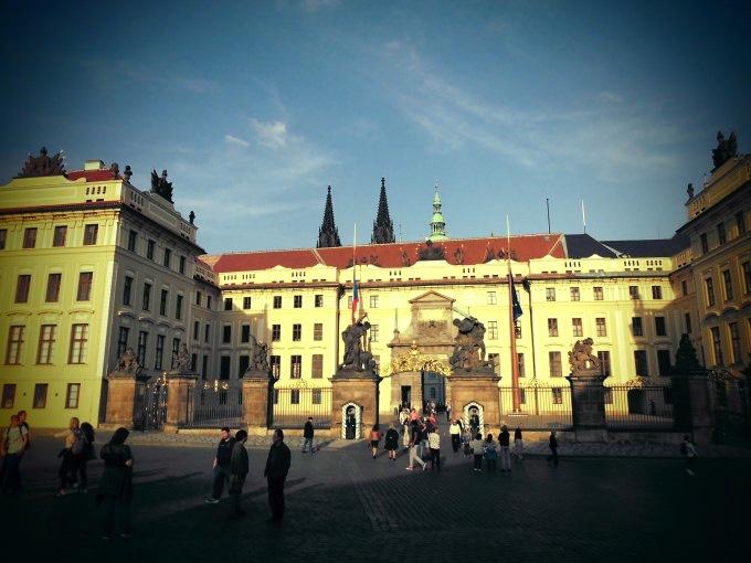 Prager Burg, Tschechien