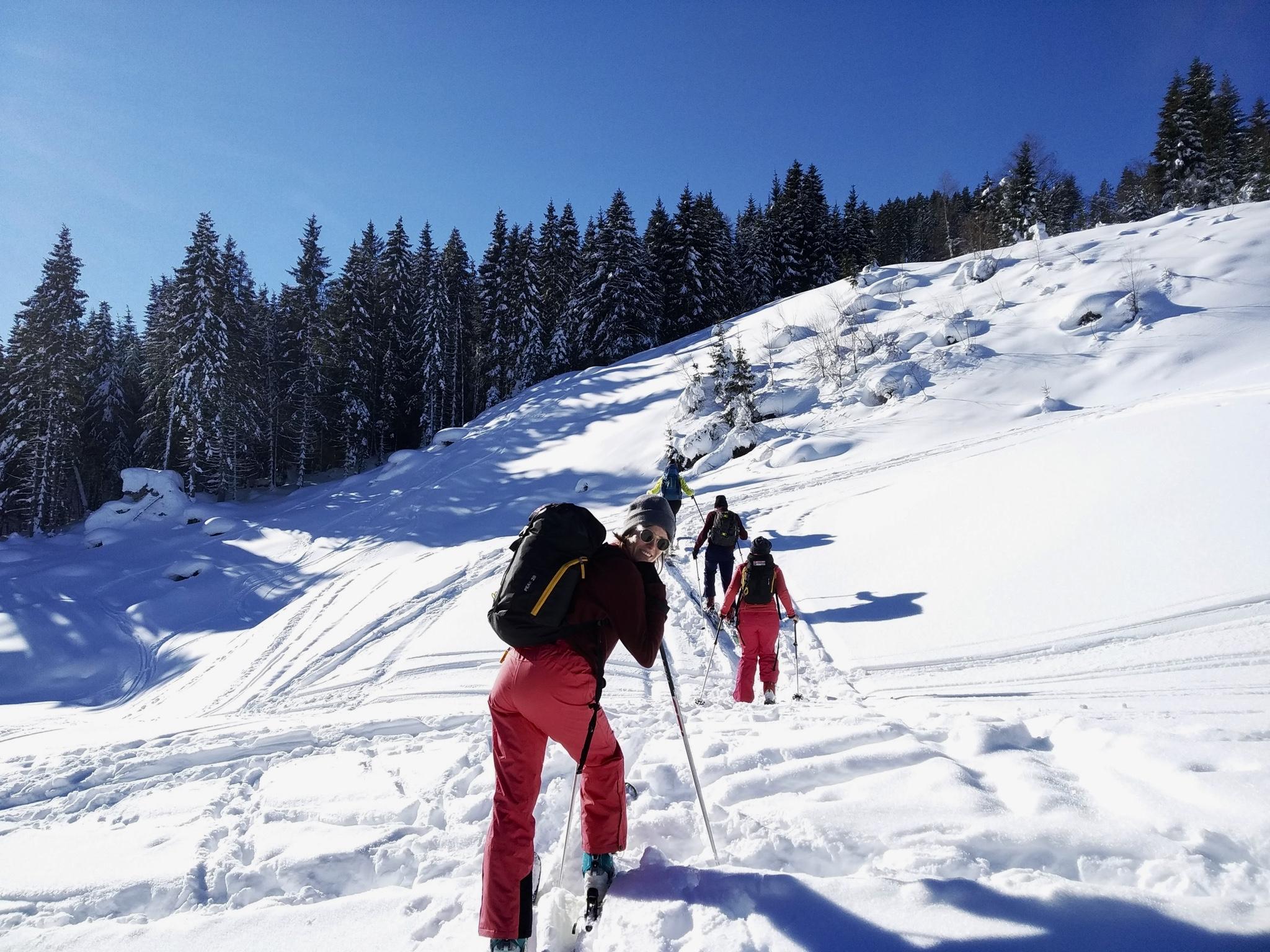 Auf Skitour im Großarltal