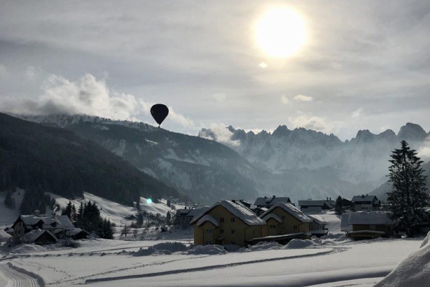 Dachstein Salzkammergut Bergkamm