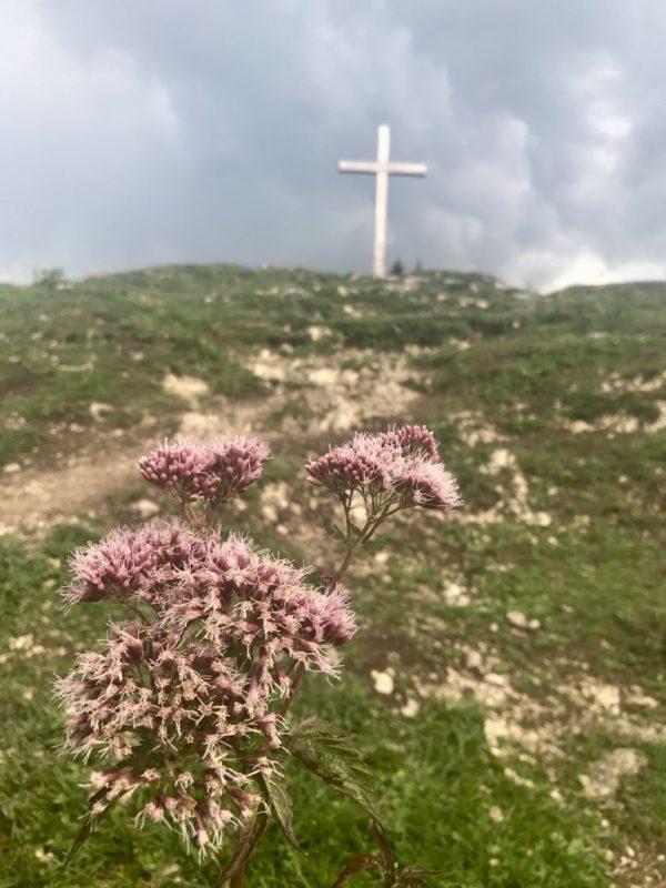 Gipfelkreuz Kaisergebirge