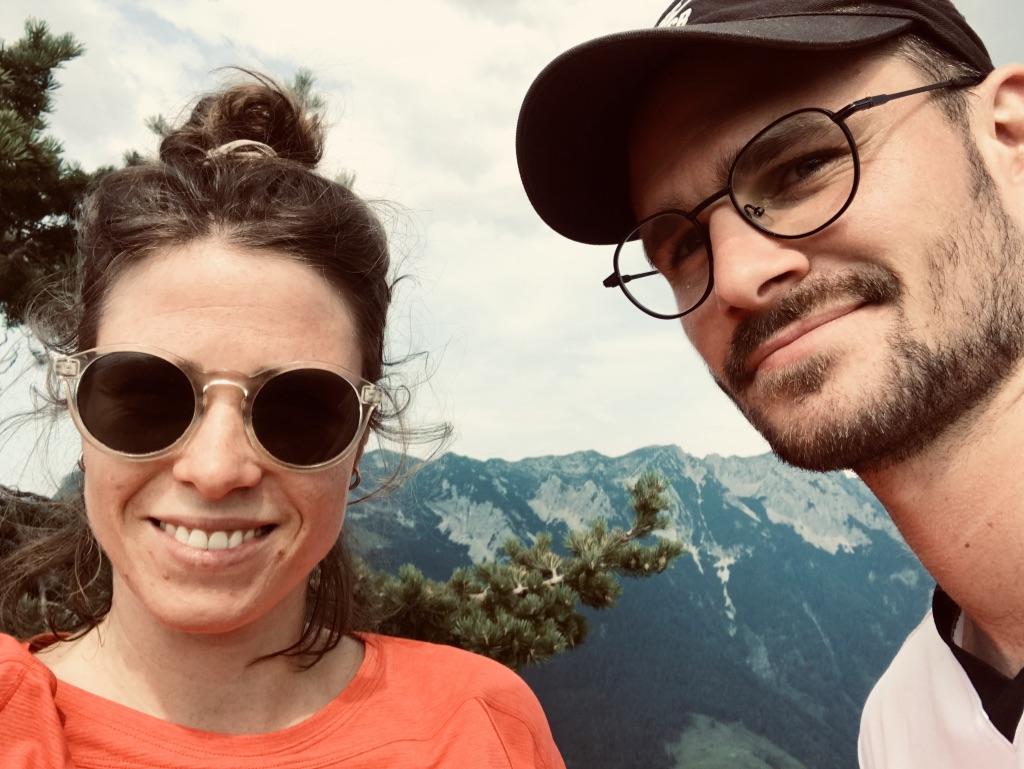Geschwistertour durchs Kaisergebirge, Kaisertour