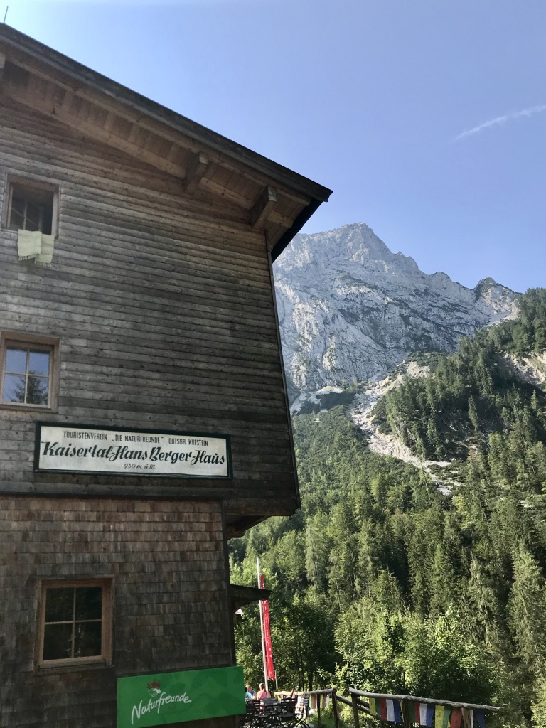 Kaisertal-Hans-Berger-Haus