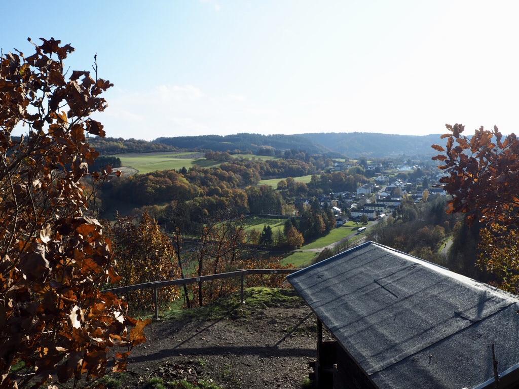 Aussichtspunkt Kuckucksley, Eifelsteig Etappe 5