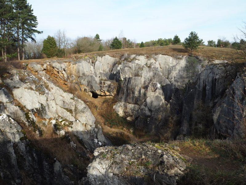Fondry des Chiens in der Ardenne