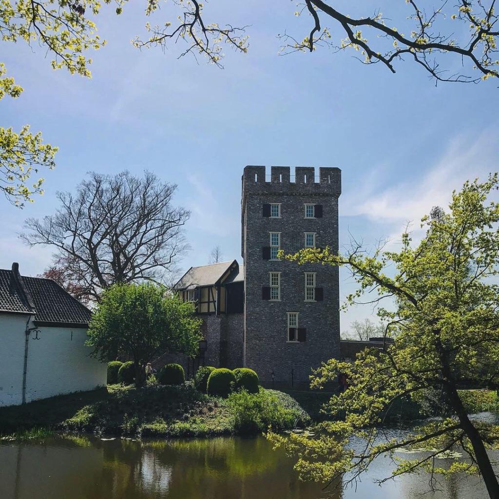 Sehenswürdigkeit Schloss Daelenbrock in den Niederlanden