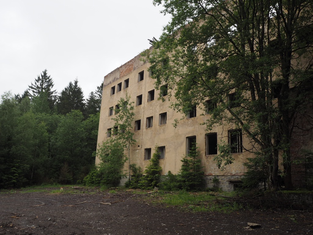 Lost Places: Die alte Kaserne am Dylen