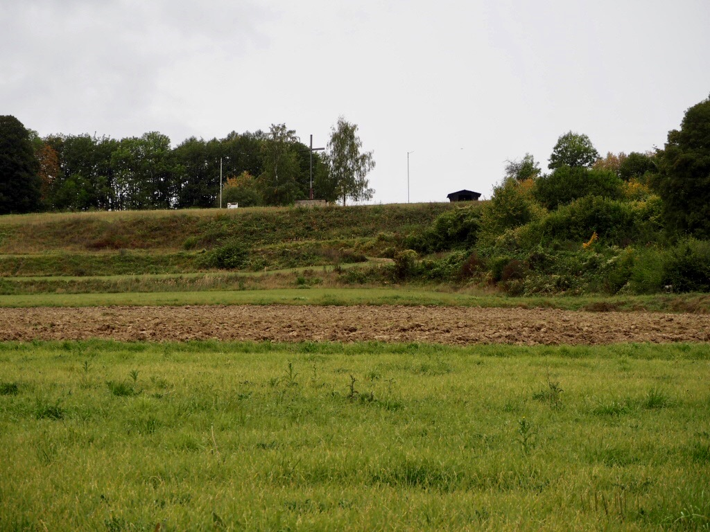 Osterberg Gipfelkreuz in Lügde