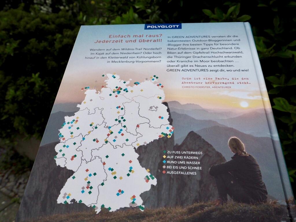 Green Adventures in Deutschland: Das Buch vom Polyglott-Verlag